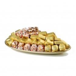 صحن شوكولاتة كلاسيك 80